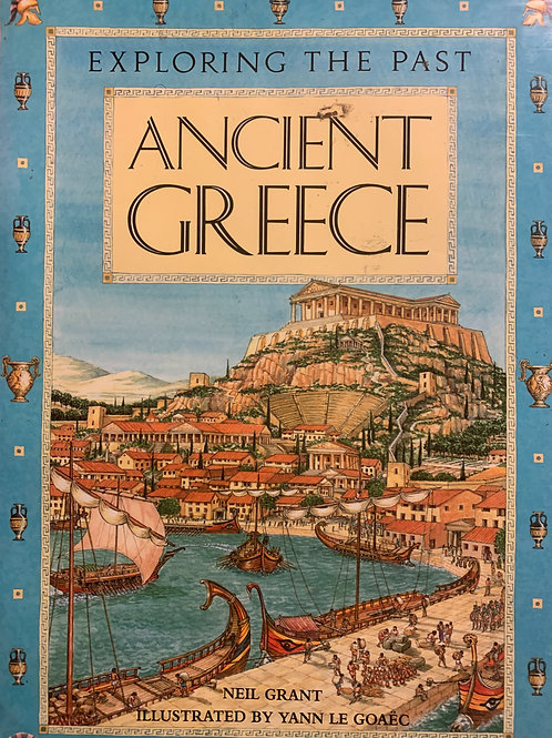 Ancient Greece by Neil Grant