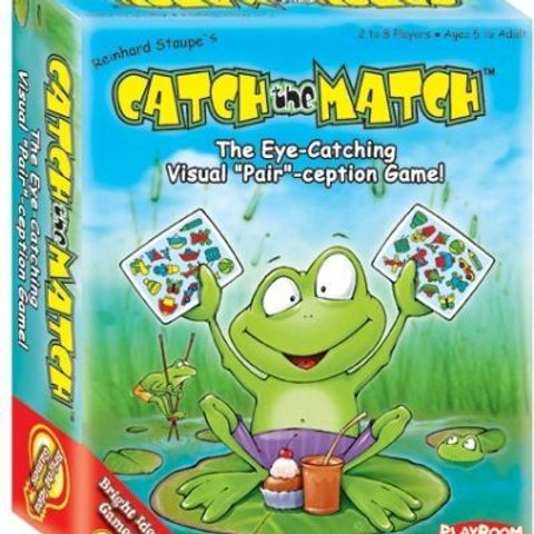 Catch The Match Pattern Recognition Game