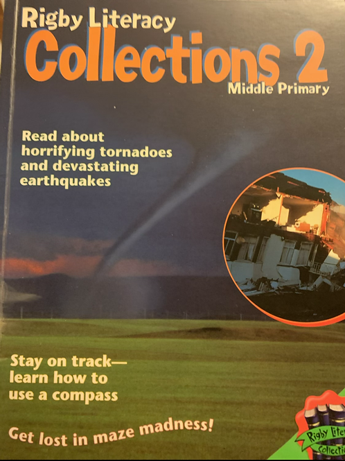 Rigby Literacy Collections Level 3 Phase 2 Anthology Middle Primary