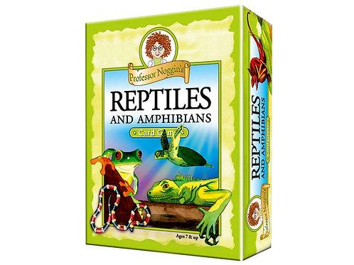 Prof. Noggin's Reptiles & Amphibians Card Game