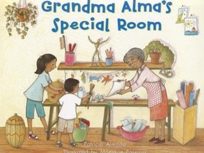 Grandma Alma's Special Room Level 14
