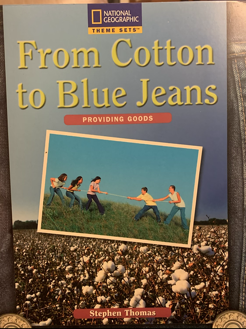 From Cotton to Blue Jean Level 26 (Macmillian)