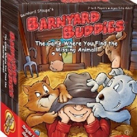 Barnyard Buddies Sorting Game