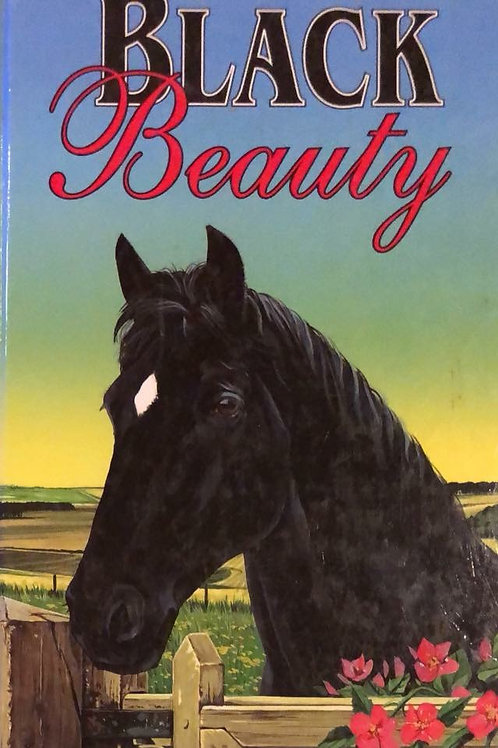 Black Beauty Chapter Book by Anna Sewell Hardcover
