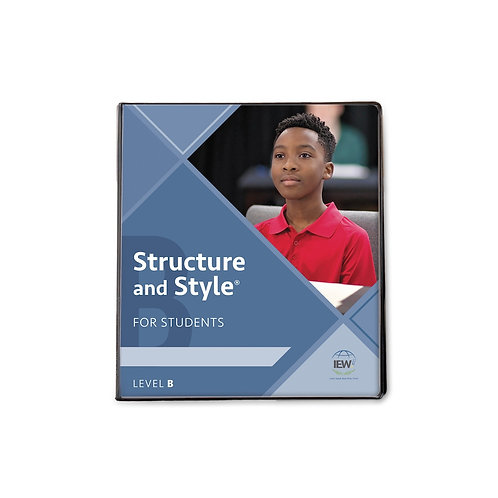 Structure and Style for Students: Level B Year 1 [Binder]