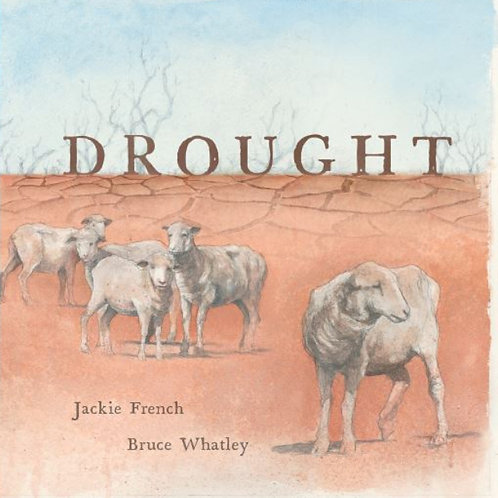 Drought by Jackie French (Hardcover)