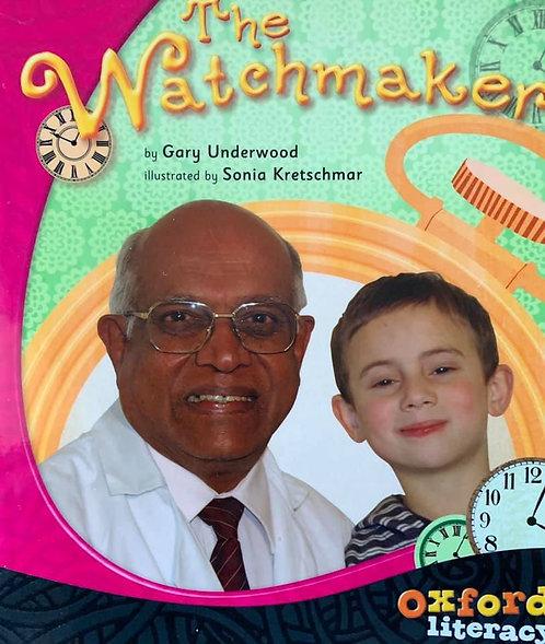 The Watchmaker Student & Teacher Books Level 11