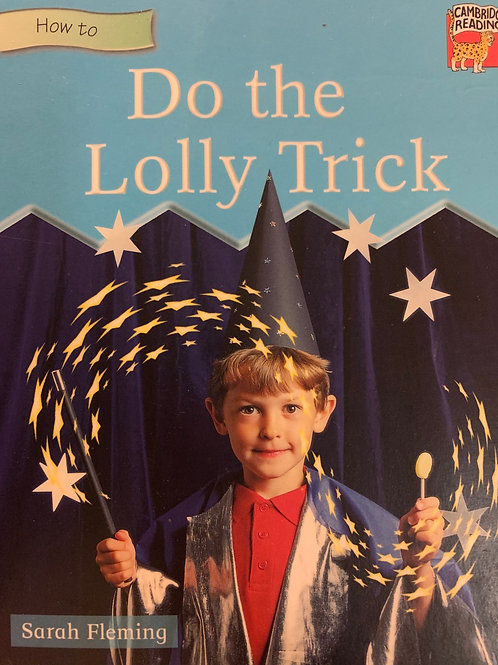 Do the Lolly Trick Level 6 (Cambridge)