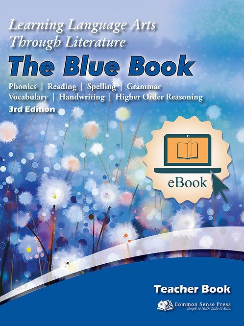 Ebook LLATL 3rd Ed: Blue 1st Grade Skills for Beginners Teacher Manual