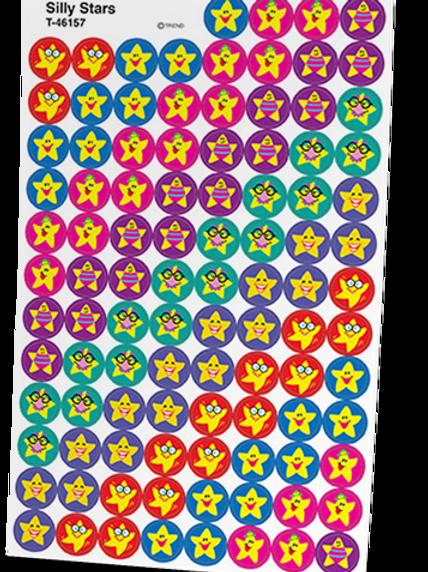AAR Level 1: Smiling Star Reward Stickers $2.95