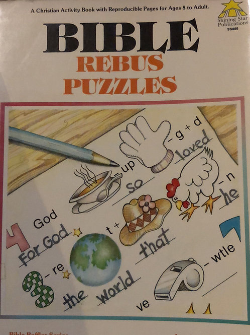 Bible Rebus Puzzles