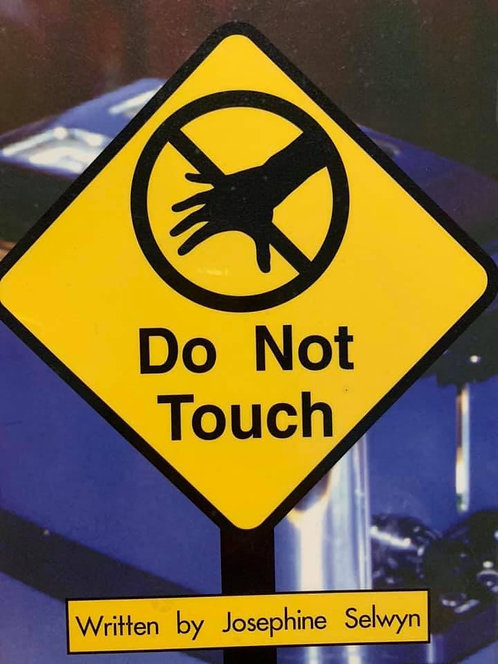 Do Not Touch Level 7 (Reading Bug)