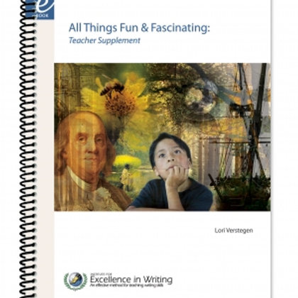 All Things Fun & Fascinating (Teacher's Manual)