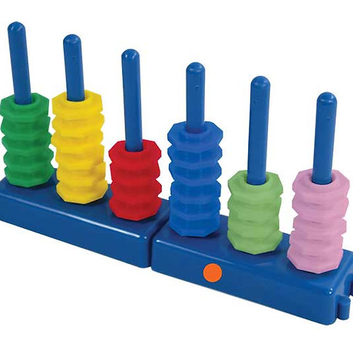 Decimal Place Value Abacus Set 56p