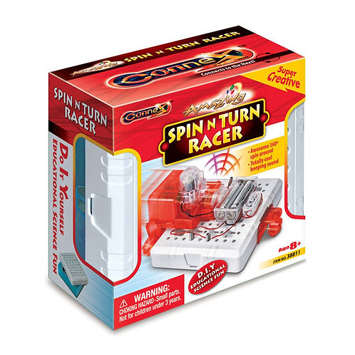 Connex Spin N Turn Racer Do It Yourself $14.95