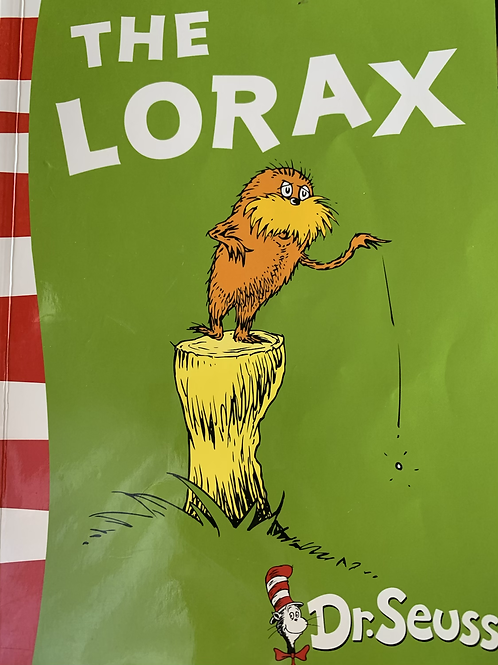 Dr Seuss The Lorax (Yellow Fluent Readers)