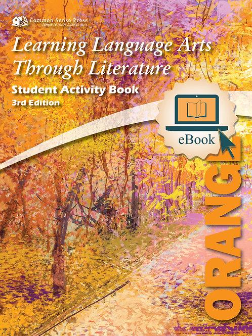 eBook eBook LLATL 3rd Ed: Orange 4th Grade Student Book