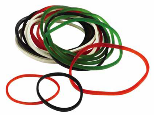 Bands for Geoboard pkt of 30