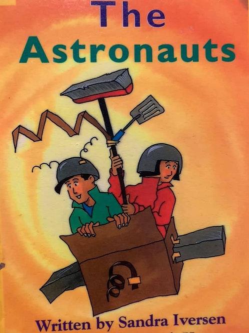The Astronauts Level 8 (Reading Bug)