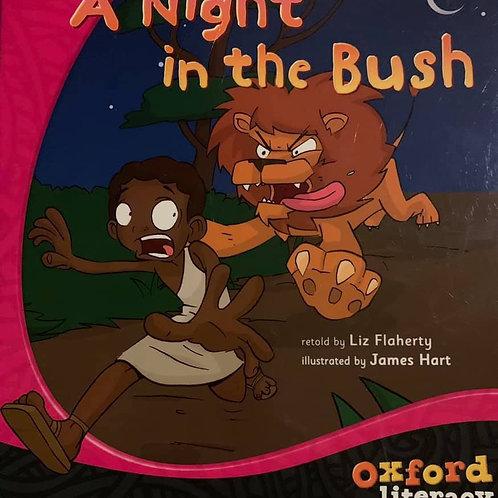A Night In The Bush Student & Teacher Books Level 7