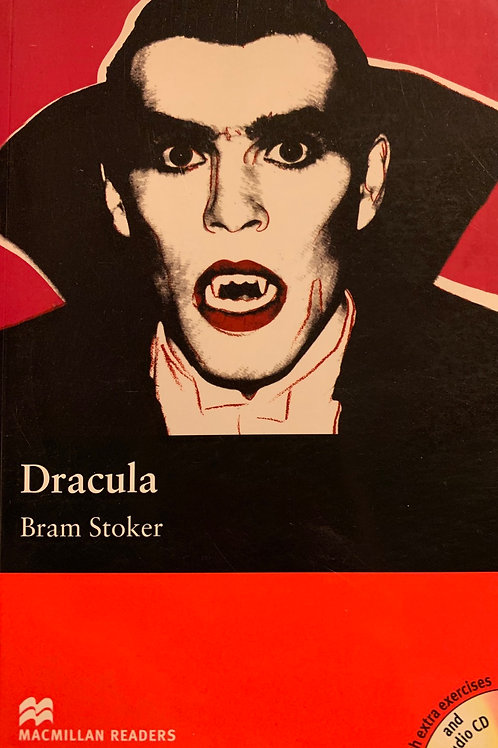Dracula With Audio CD by Bram Stoker (MacMillan)