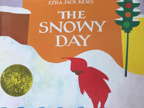 Like New: The Snowy Day by Ezra Jack Keats
