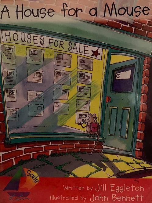 A House for Mouse (Heinemann Sails) Level 5