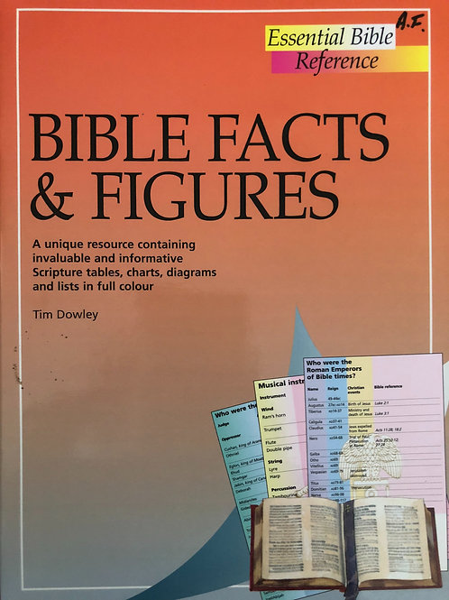 Essential Bible Reference Bible Facts & Figures