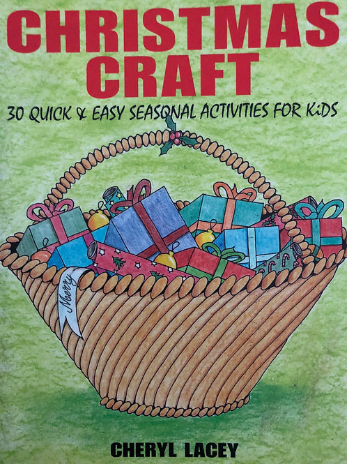 Christmas Craft by Cheryl Lacey