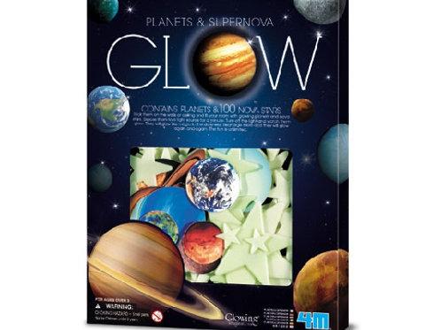 4M Glow-In-The-Dark Planets & Supernova $24.95