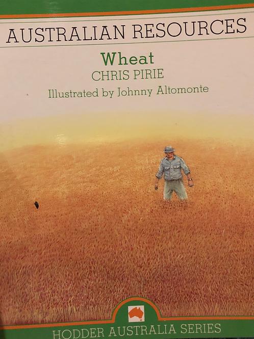 Australian Resources Wheat