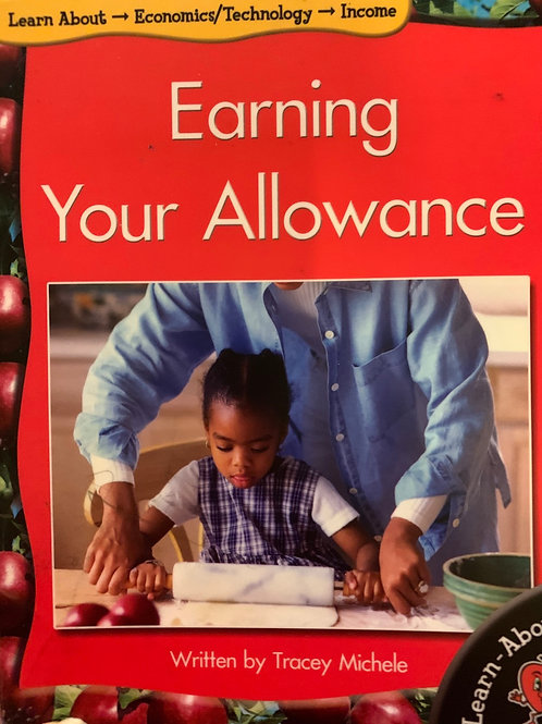 Earning Your Allowance Level 7 (Learn Abouts) was a
