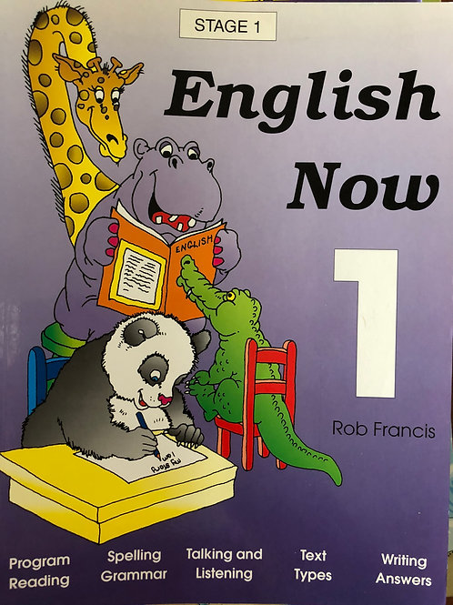 English Now Student Book 1