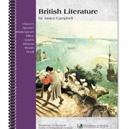 Excellence in Literature: British Literature