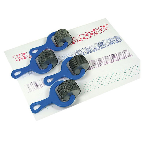 Explorer Paint and Dough Rollers Pack of 4 $14.95