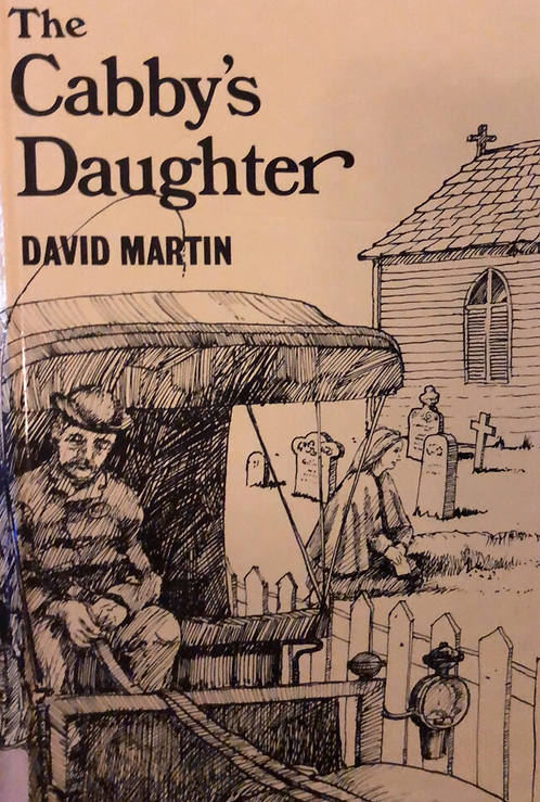 The Cabby's Daughter by David Martin