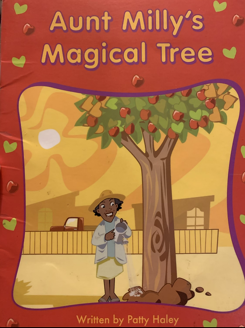 Aunt Milly's Magical Tree Level 18 (Launch Pad)