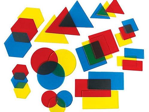 Attribute Blocks See Through Transparent 30p $9.95