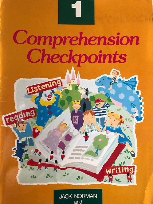 Comprehension Checkpoints Student Book 1