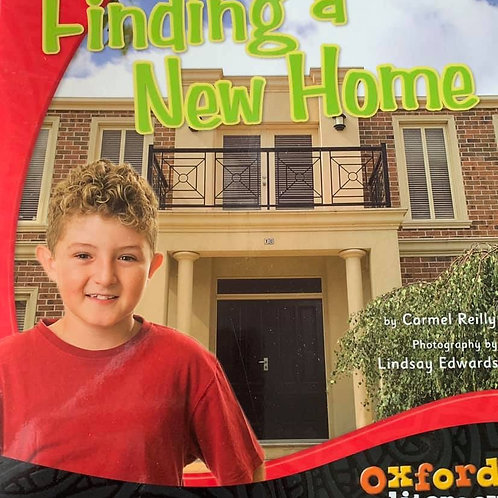 Finding A New Home Student & Teacher Books Level 14