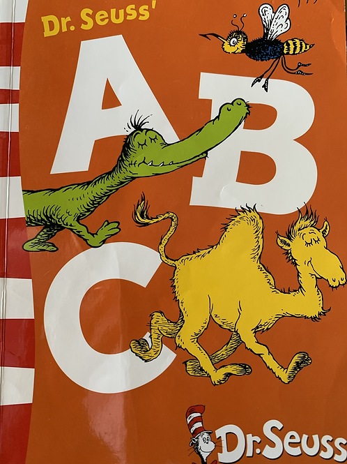 Dr Seuss ABC (Blue Pre-Readers Rhymes & Repetition)