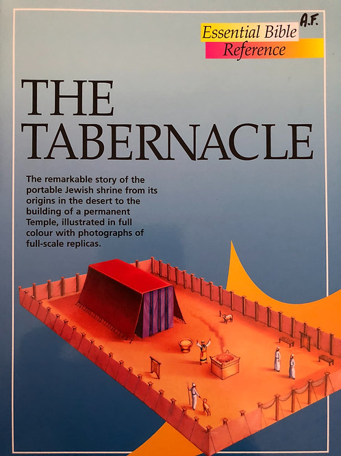 Essential Bible Reference The Tabernacle