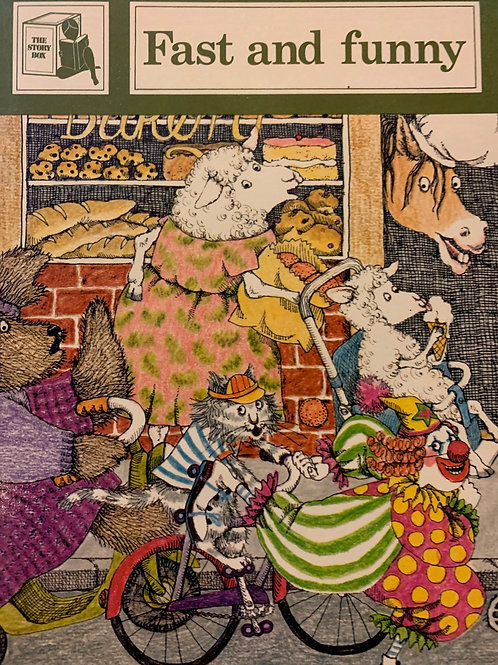 Fast and Funny by Joy Cowley (The Story Box)