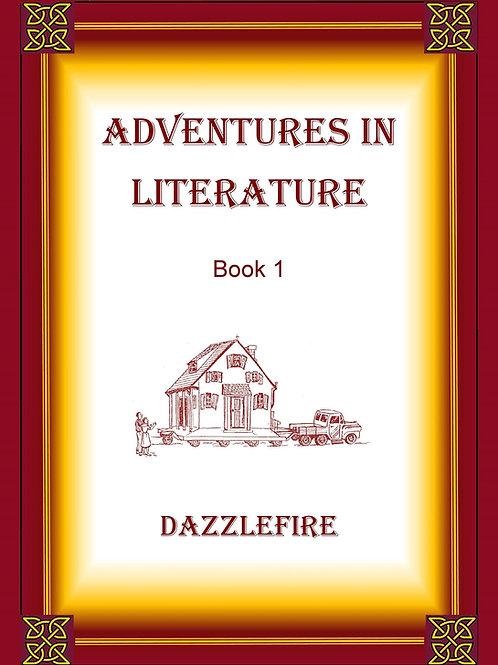 Adventures In Literature Book 1 Student Book (Grade 3)