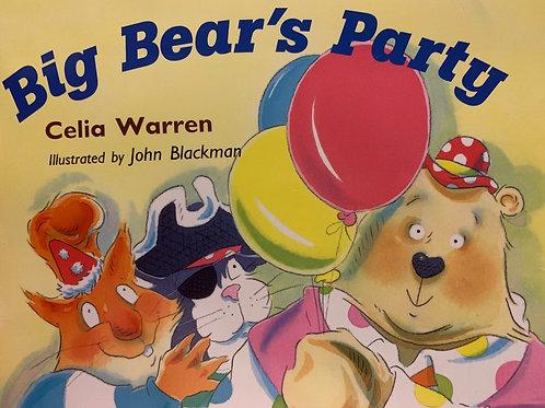 Big Bear's Party Level 8 (MacMillan Take Home)