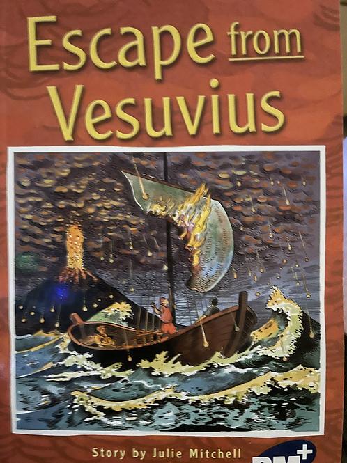 Escape from Vesuvius Chapter Level 30 (PM)