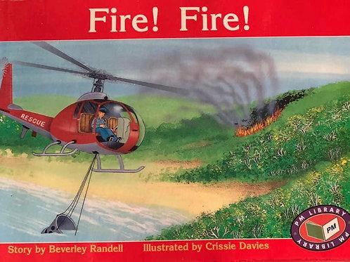Fire! Fire! Level 9