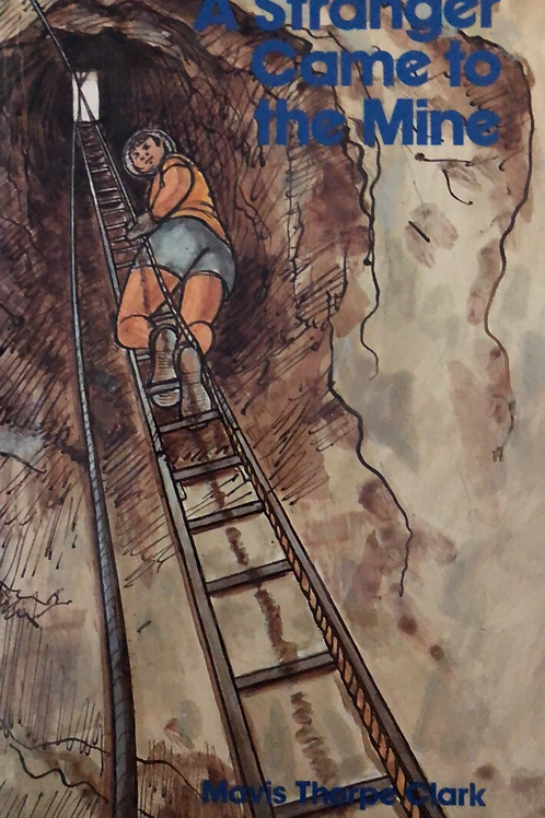 A Stranger Came to the Mine by Mavis Thorpe Clark