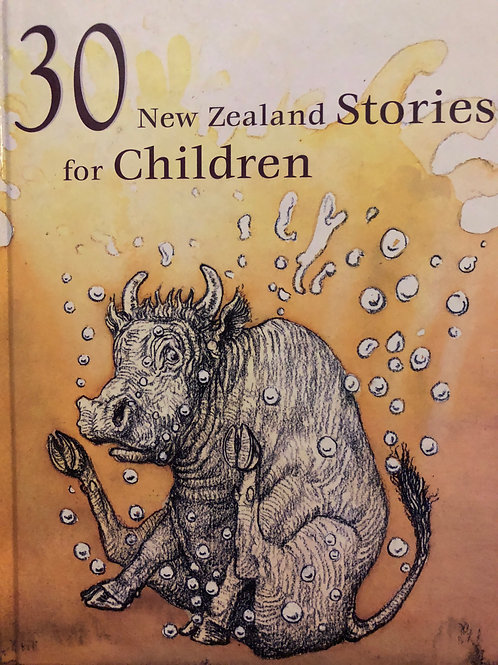 30 New Zealand Stories For Children By Jo Noble