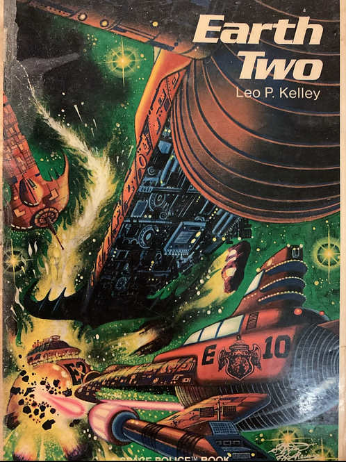 Earth Two by Leo P Kelley